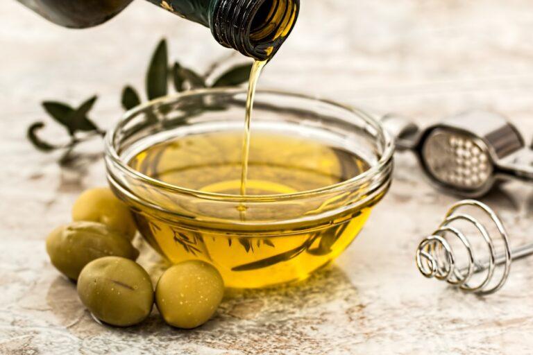Étiquette bio des huiles d'olive