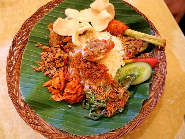 chosir un séjour gastronomique en Indonésie