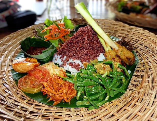 séjour gastronomique en Indonésie