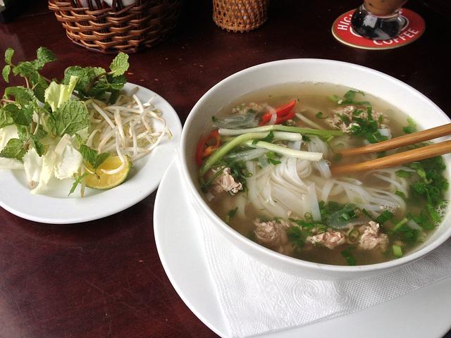 gastronomie au Vietnam