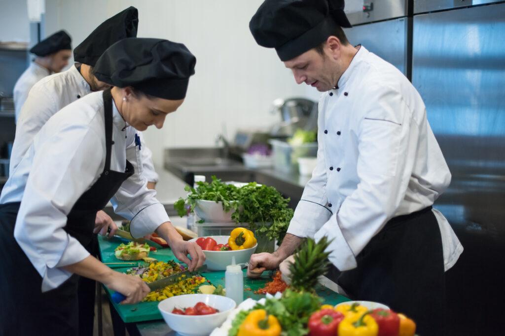 Formation pour devenir cuisinier