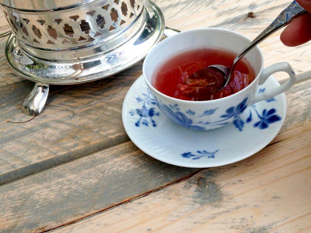 choix du thé
