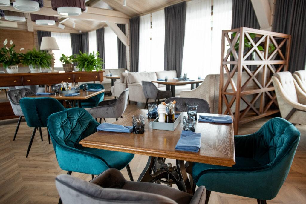 mobilier pour un restaurant