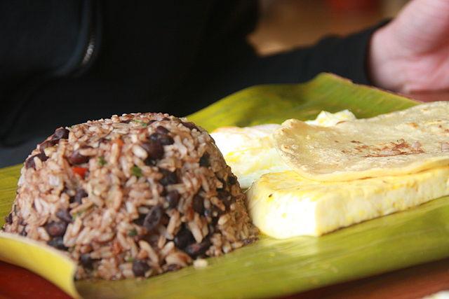 Gastronomie Costa Rica