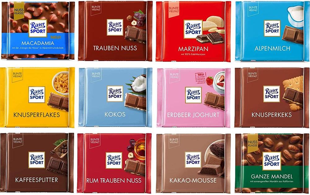 chocolats allemands