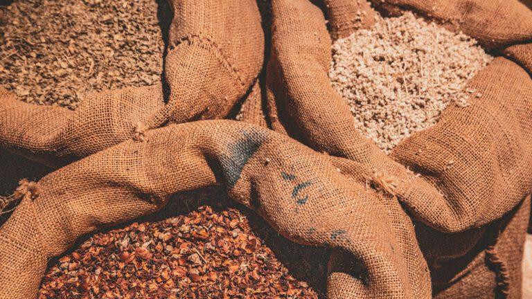 Les sacs de café en toile de jute : créez vous-même vos éléments de déco