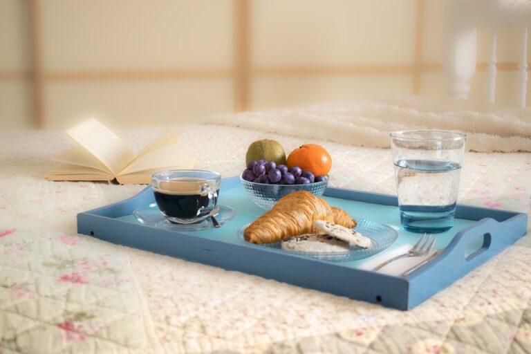 préparer pour un petit déjeuner équilibré