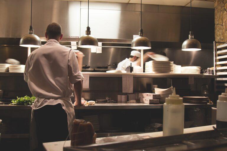 bon fonctionnement d'un restaurant