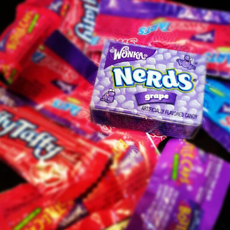 bonbons Willy Wonka