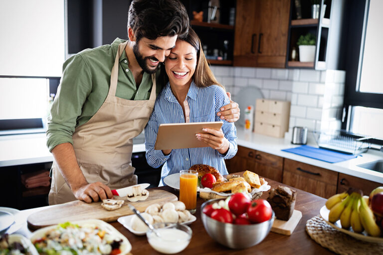 appareils de cuisine connectés