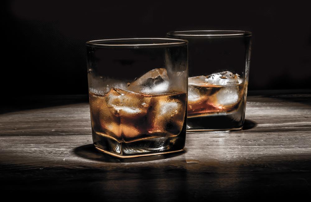 whisky érable